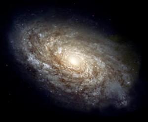 dusty galaxy