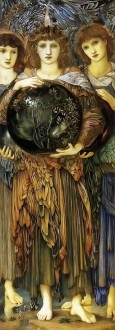 Burne-Jones-Third-Day-of-Creation
