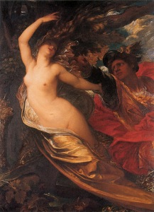 Orlando-Pursuing-the-Fata-Morgana-by-George-Frederick-Watts